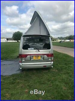 Mazda Bongo V6 Petrol Camper Van
