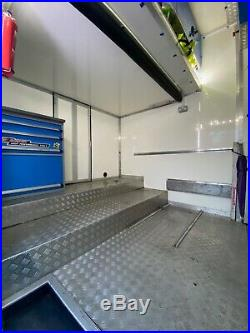 Mercedes Atego RS Motorhome 36ft 13.5T Campervan / Sportshome