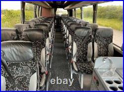 Mercedes Benz Unvi Touring Exec, 2006, 35 seats + crew, with AC, fridge, toilet