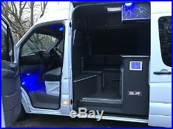Mercedes Sprinter 313 Cdi Campervan 130hp