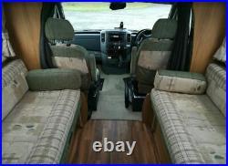 Mercedes Sprinter Auto-Sleeper Gloucester Auto, Fixed Bed 4 Berth 2 Travel Seats