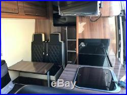 Mercedes Sprinter Sport Tec Sports Home/race Van/motorhome/camper Van-4 Berth