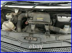 Mercedes sprinter 313 cdi fridge van