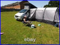 Mercedes viano camper day van