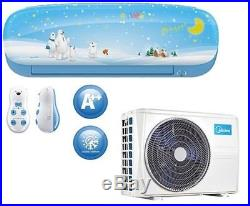 Midea Air Conditioning 3.5KW KID STAR SERIES. Wall Mounted Inverter A++