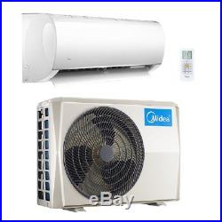 Midea Air Conditioning 7KW BLANC SERIES. Wall Mounted Inverter Heat Pump A++