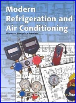 Modern Refrigeration and Air Conditioning by etc. Hardback Book The Cheap Fast