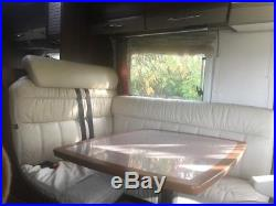 Motorhome Burstner Elegance 800i Gold