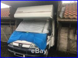 Motorhome Peugeot boxer290 Lx Wb Hdi/Avantgarde 300/Year 2003 /1owner/Mot 4/2020
