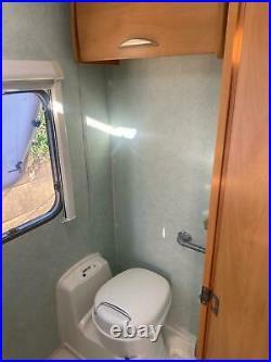 Motorhome campervan
