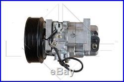 NRF Air-con Compressor (Genuine OE) 32457G