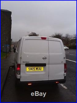 Nissan NV200 1.5DCi Acenta Refrigerated Van