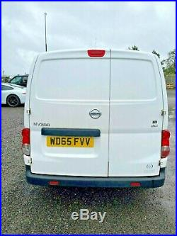 Nissan NV200 Acenta DCI Refrigerated Commercial Van