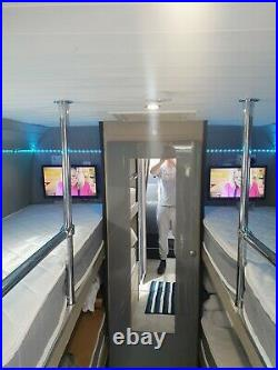 Off grid camper van conversion motorhome staycation No Reserve
