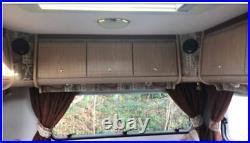 Peoguet Boxer 330xl starspirit mwb motorhome 2 Berth u shape lounge 33k miles