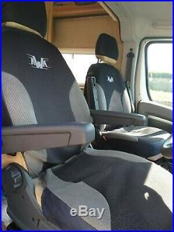 Peugeot Boxer Autocruise Rhythm 335 2011