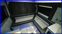 Peugeot Boxer Campervan Motorhome L4 H2 XLWB 5 berth VERY LOW MILES just 25,000