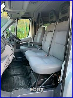 Peugeot Boxer L1H1 Camper / Day Van New Conversion Fridge Rock & Roll 240v