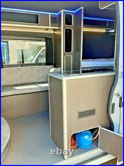 Peugeot Boxer Professional 2017 Euro6 Camper Van Motorhome New Conversion