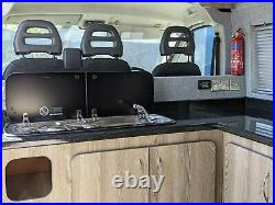 Peugeot Boxer Professional campervan motorhome new camper conversion