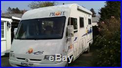 Pilote Galaxy 240 Motorhome