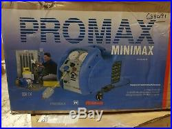 Promax Minimax Refrigerant Recovery Machine