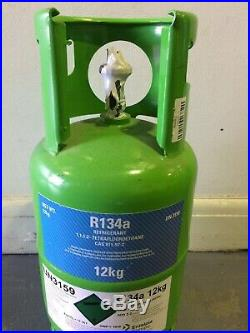 R134a A/C Air Conditioning Gas Refrigerant EIS Germany