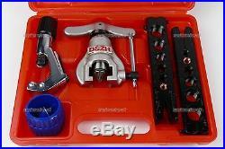 R404a R22 R134a R407F R448a Refrigerant Vacuum Pump Gauge manifold Tool Set Kit