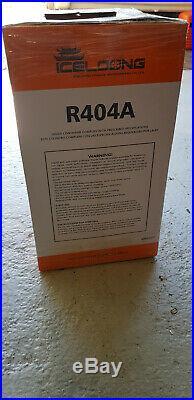 R404a refrigerant gas 10.9Kg