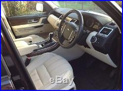 Range Rover Sport Luxury HSE TDV6 3.0, 2011, 61, TV, Fridge, Factory Sunroof