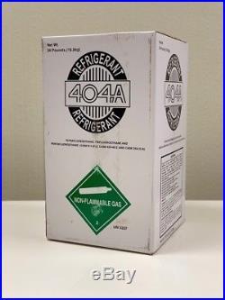 Refrigerant R404A 10.9kg Refrigerant R404A Klimaservice Air Conditioning