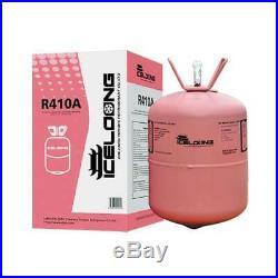 Refrigerant R410a CLIMATISATION RECHARGEUR GAZ RÉFRIGÉRANT R410 11.3KG r134a