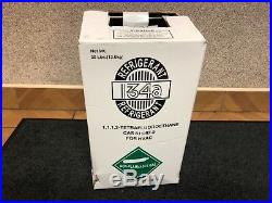 Refrigerant air conditioning gas R134a 13.6kg/30lbs cylinder