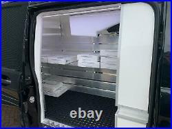 Refrigerated van