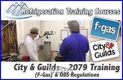 Refrigeration tools F-Gas 7543 Aircon Refrigeration spares Brasing, brazing