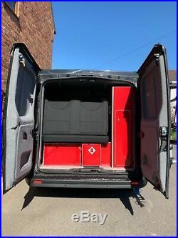Renault Traffic Sport Camper Van