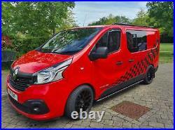 Renault Trafic Business + Campervan. Brand new conversion