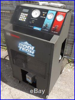 Robinair CoolTech Refrigerant Reclaim Recovery Recycle Air conditioning machine