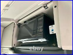 Scania S450 Highline microwave fridge leather FSH