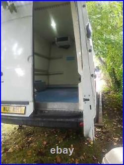 Sprinter freezer fridge Van