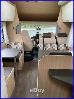 Sunlight (Hymer / Dethleffs) A72 Luxury German Motorhome, 6 Berth, 6 Seat Belts