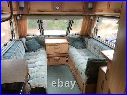 Swift Ace Supreme Sunstar 6 berth twin axle air-con awning all accessories