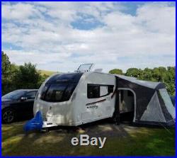 Swift Freestyle Caravan SE 6 Berth Td