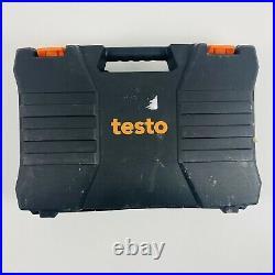 Testo 557 I Digital Manifold Kit Air Conditioning Refrigeration Systems