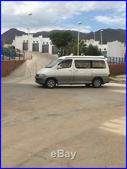 Toyota Granvia Campervan