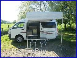 Toyota HiAce campervan -day van