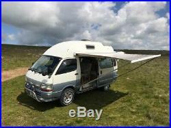 Toyota Hiace 4x4 Campervan