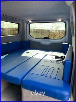 Transit Custom Camper/dayvan