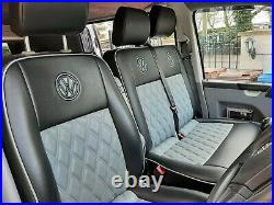 VW Campervan T5.1 Bluemotion 2012