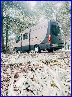 VW Crafter Campervan LWB